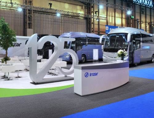 Irizar choose Ford MMP for Euro stand