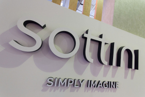 Ford MMP Exhibition stand Sottini Logo