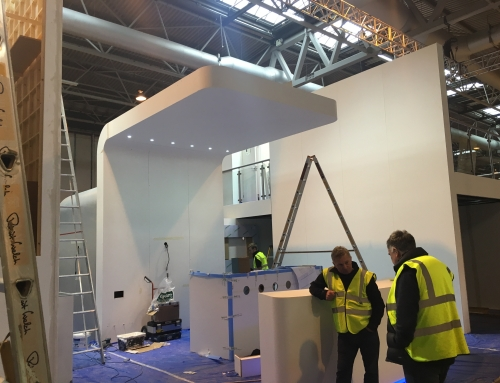 How Ford mmp delivered this exhibition stand for Ideal Standard