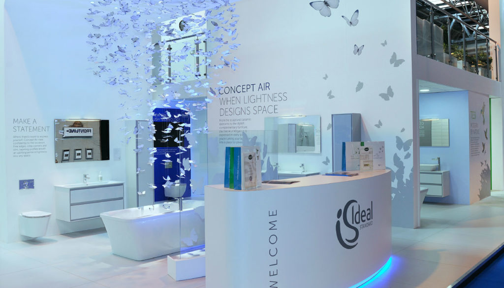 Exhibition Stand Design Europe : Ford mmp exhibition design build and installation.